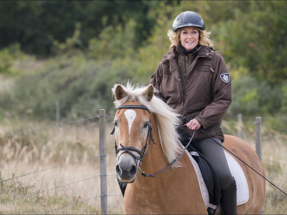 boswachter te paard