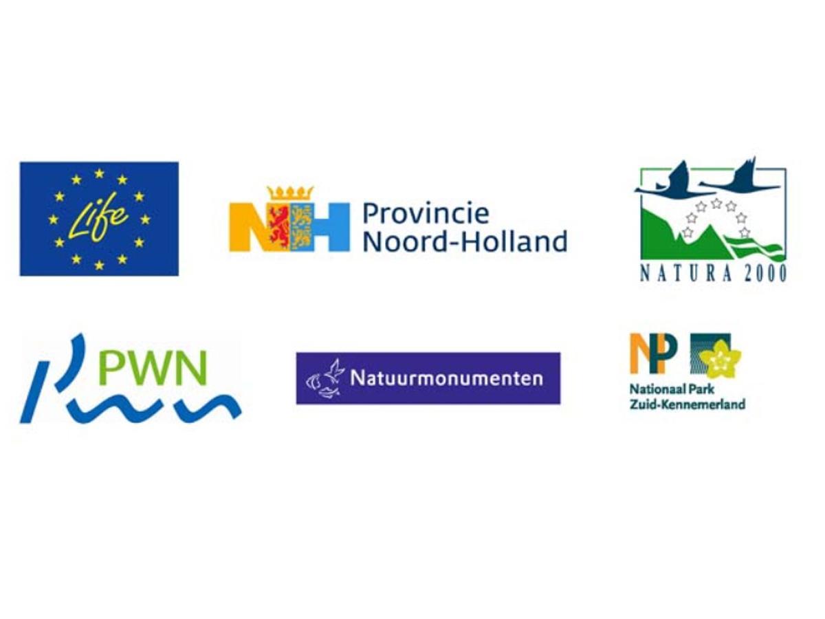 Logo's partners Noordwest Natuurkern