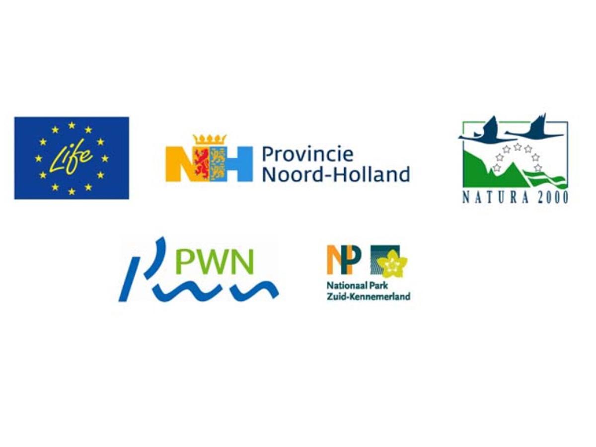 Logo's partners Klein Doornen