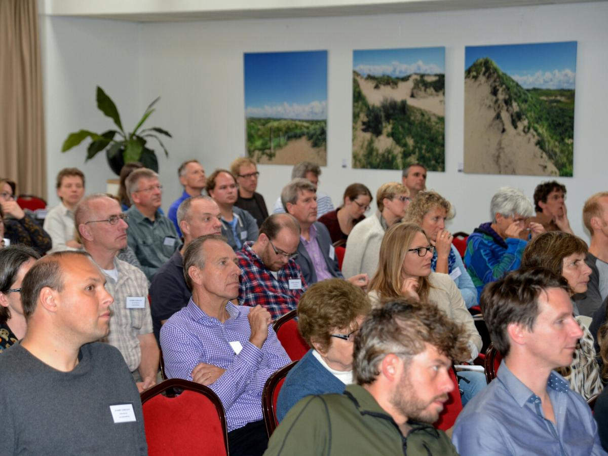 Audience dynamic dunes congress