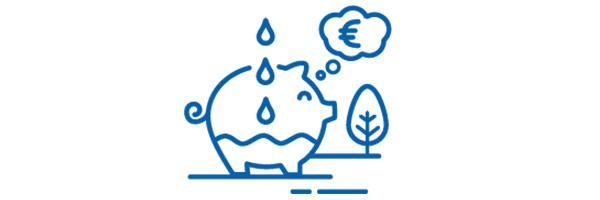 kraanwater is goedkoop