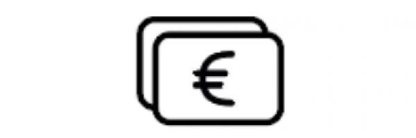 Symbool portemonee