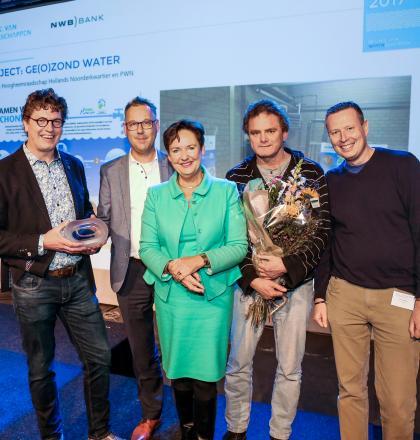 prijswinnaars waterinnovatieprijs