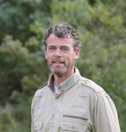 Profielfoto van PWN boswachter Bob de Wolf