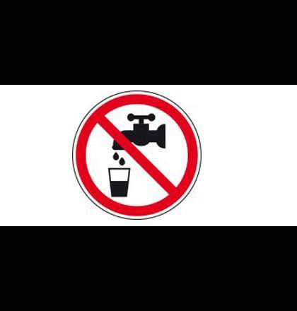 Ontvangt u een kaartje met dit pictogram, dan adviseren wij u dringend om uit voorzorg het water uit de kraan voor consumptie minimaal 3 minuten door te koken.