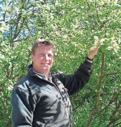 PWN boswachter Luc Knijnsberg