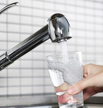 Zuiver kraanwater in de keuken