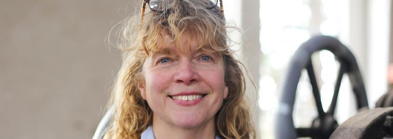 Profielfoto Sectordirecteur Natuur en Beleving PWN Sjakel van Wesemael