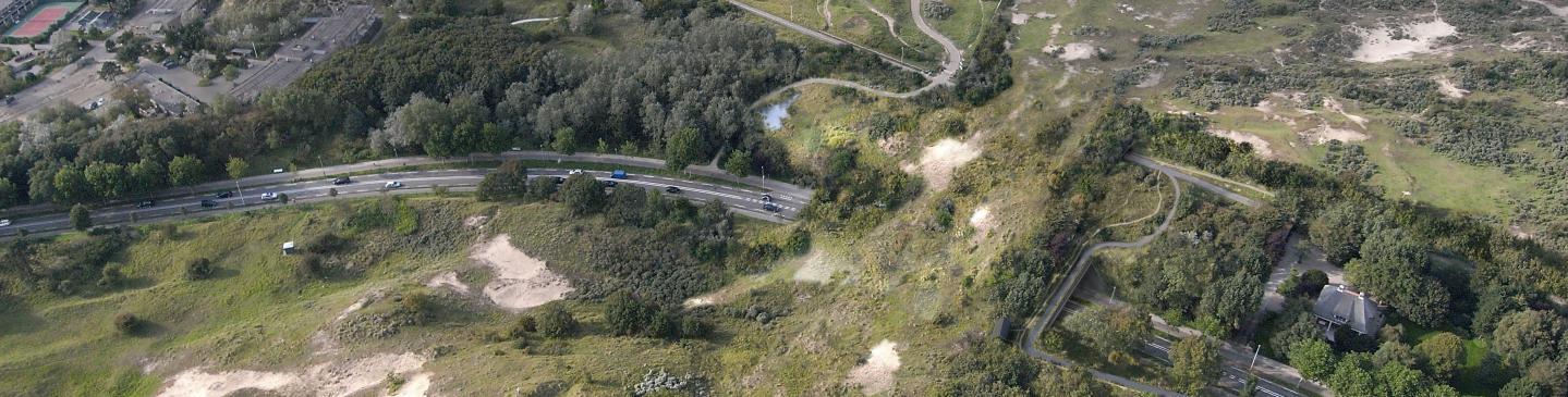 natuurbrug zandvoortselaan