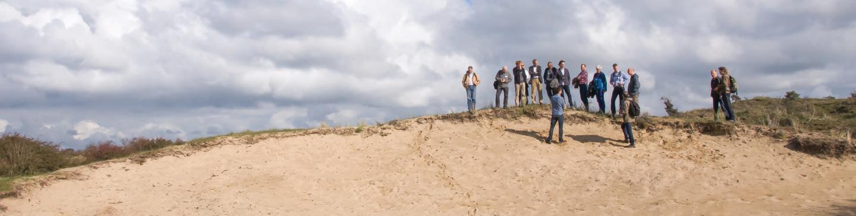 veldbezoek congress dynamic dunes 2015