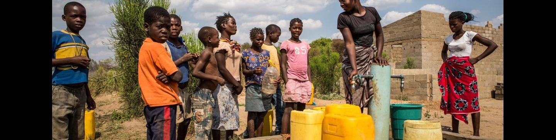 Water for Live ontwikkelingshulp