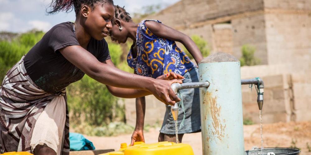 Water for Life ontwikkelingshulp